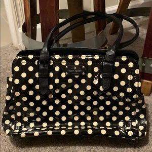 Kate Space Polka Dot Handbag
